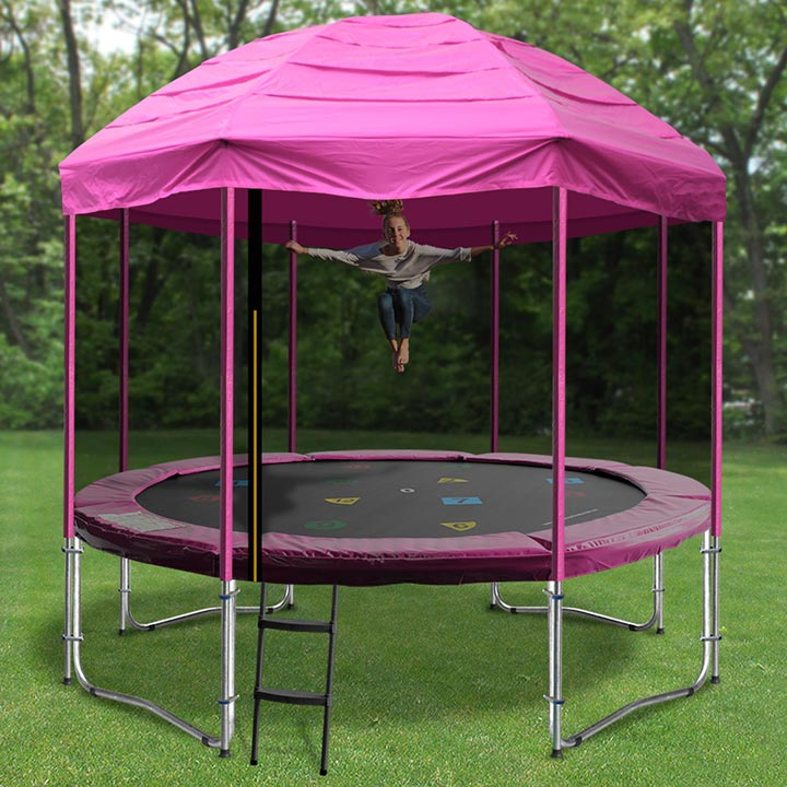 Trampoline Tent Australia & Image Of Tr&oline Tents And