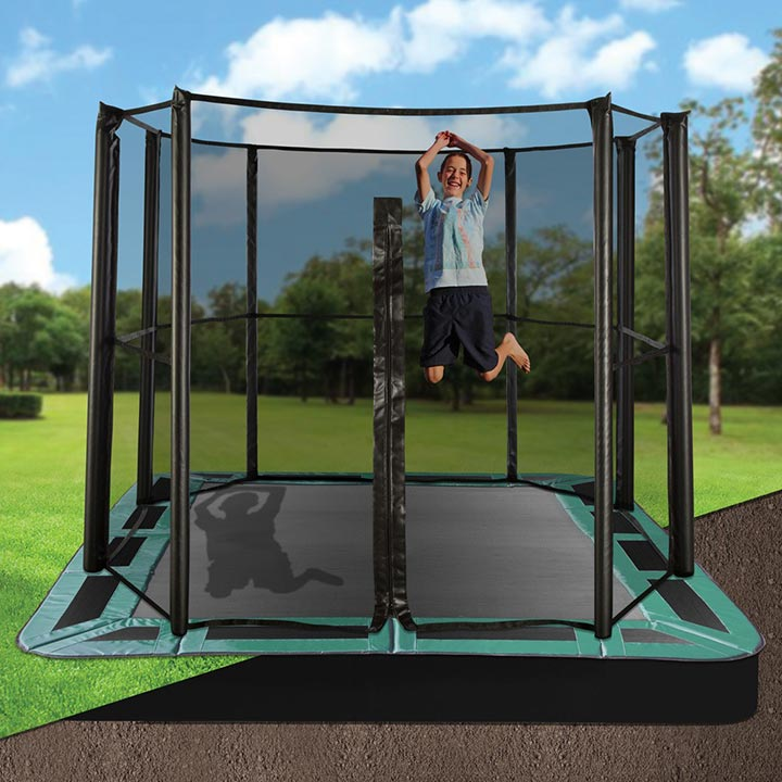 Trampoline With Enclosure Instructions