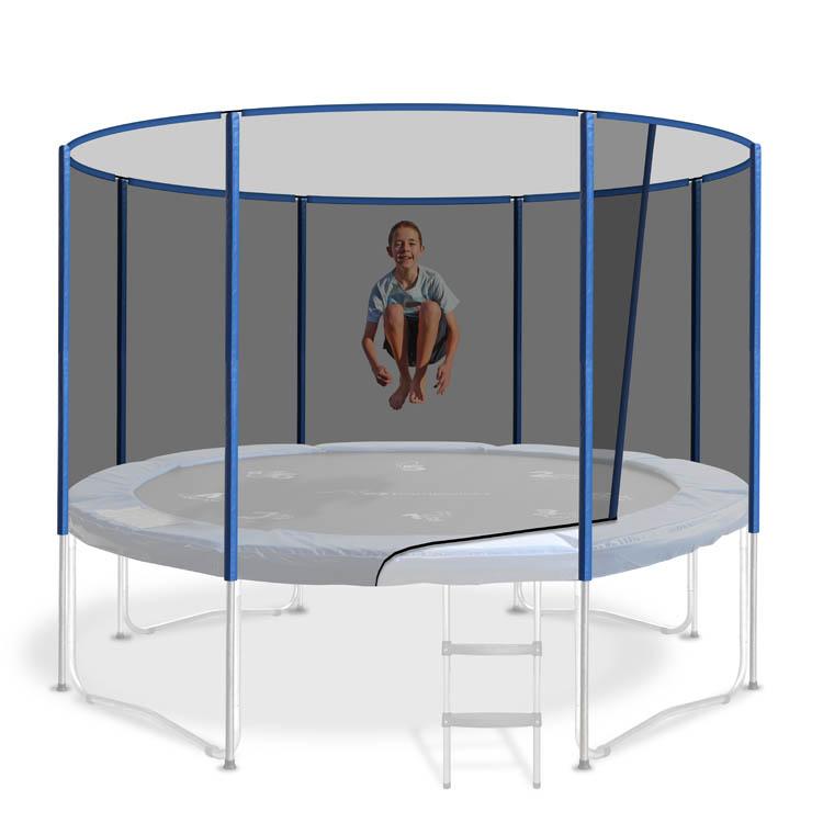12ft Round Trampoline Safety Net