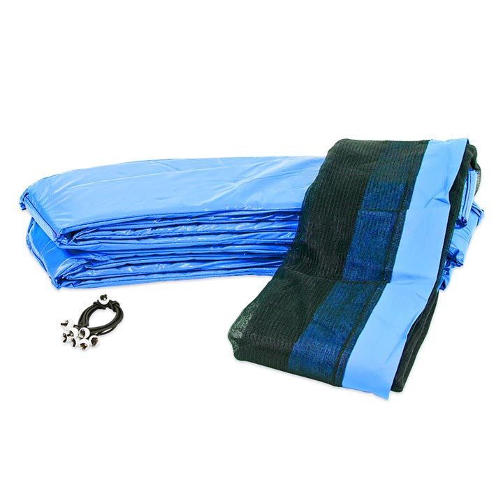 14ft Trampoline Pads And 14ft Trampoline Net Package