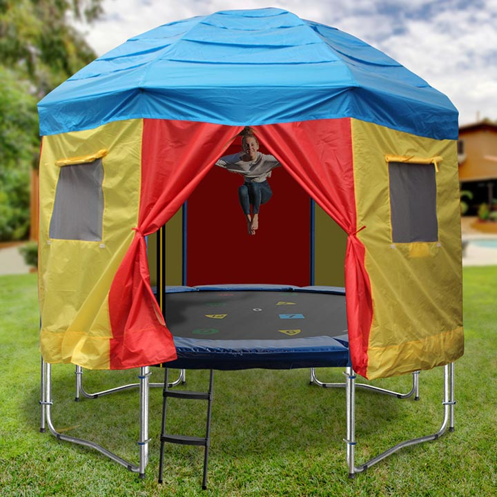 14ft Circus TrampolineTent