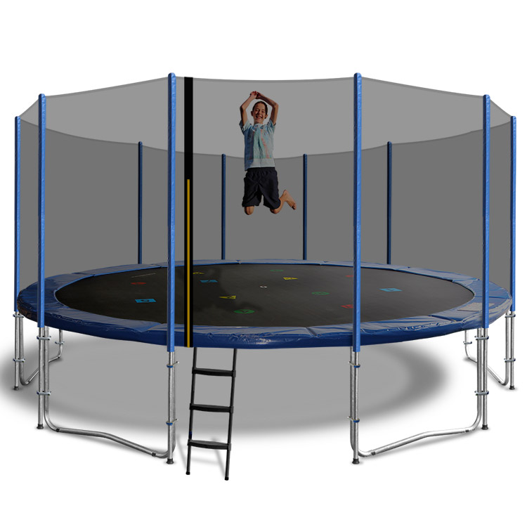 15ft Round Trampoline Safety Net