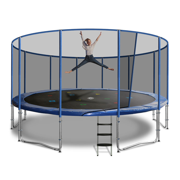 16ft Round Trampoline Safety Net