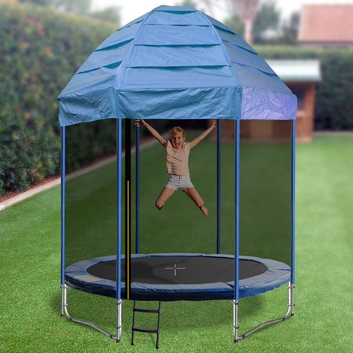 Circus Trampoline Tent & Tr&oline Tent For 14u2032 Round