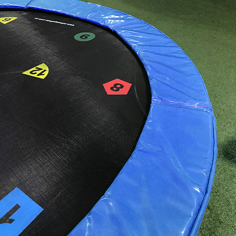 14ft Basic Trampoline Pad: 8ft Trampoline Safety Pad - Round
