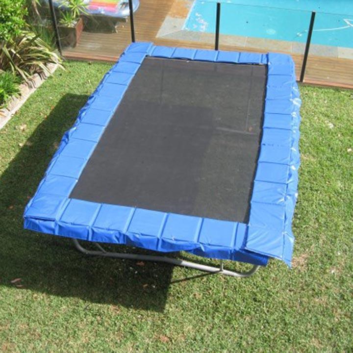 12 Metre Rectangular Trampoline Safety Pad