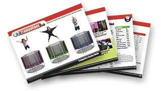 Oz Trampolines Buying Guide