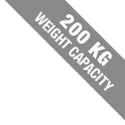 200kg Weight Capacity