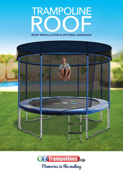 TRAMPOLINE ROOF GUARD