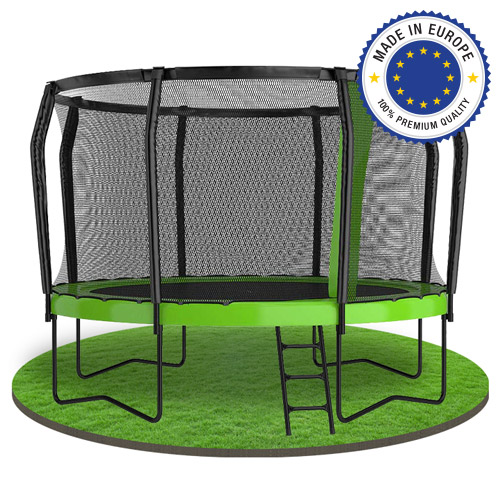 Above Ground Trampolines For Sale Online Oz Trampolines