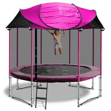 trampoline roofs for sale online oz trampolines. Black Bedroom Furniture Sets. Home Design Ideas