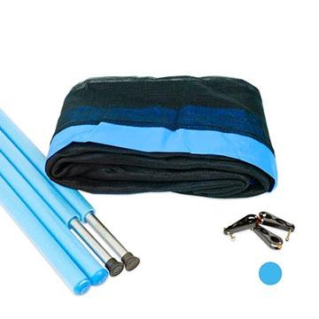 10ft Trampoline Enclosure - Trampoline Enclosure For 6 Pole Trampoline