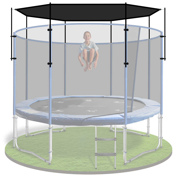 10ft Trampoline Shade Sail