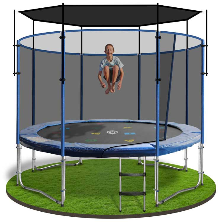 13ft Trampoline Shade Sail