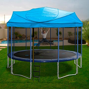 Trampoline Roofs For Sale Online Oz Trampolines