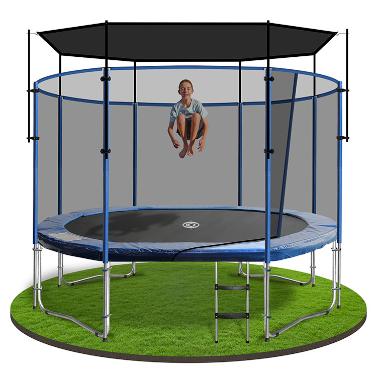 8x12ft Trampoline Shade Sail