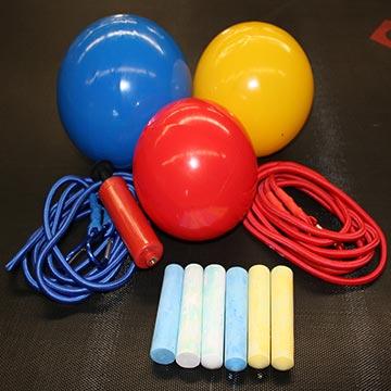Trampoline Games Pack