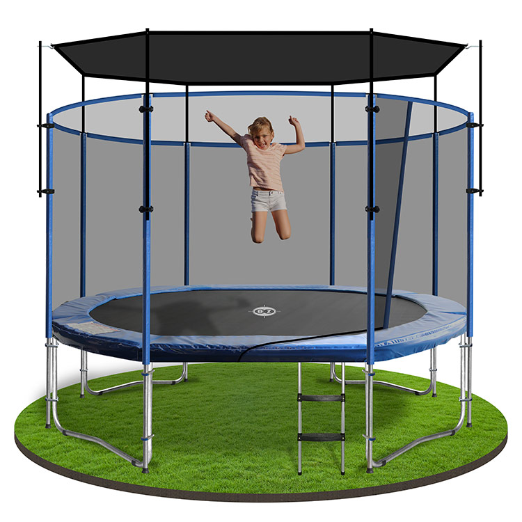 7x10ft Trampoline Shade Sail