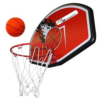 trampoline basketball