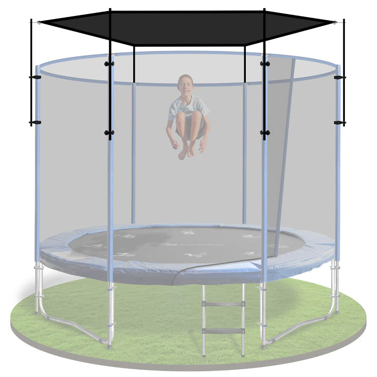 14ft Trampoline Shade Sail